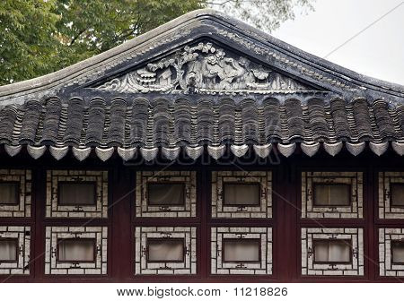 Garden Of The Humble Administrator Ancient Chinese House Details