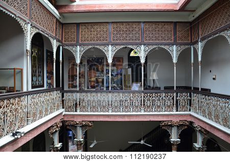 Interner View Of Cheong Fatt Tze Mansion,penang