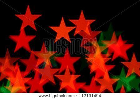 Stars Christmas Lights