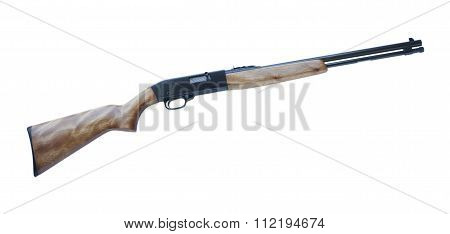 Isolated Rimfire Rifle