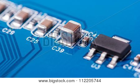 Electronic Collection - Computer Circuit Board