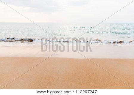 Beautiful beach in KHAO LAK ,Phang Nga Province THAILAND
