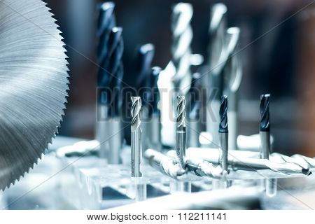 Milling And Drilling Cutter Tools