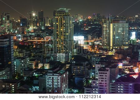 Shining Night Bangkok