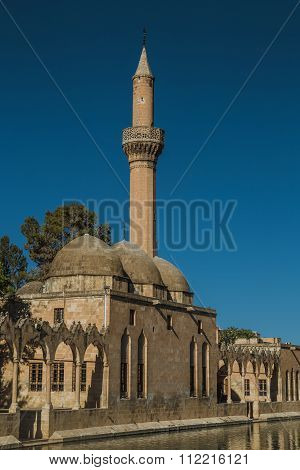 Ancient mosque in Turkey