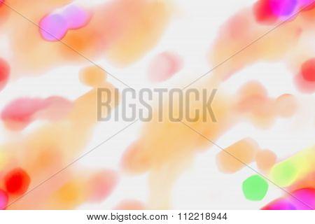 Seamless abstract pattern bokeh Christmas