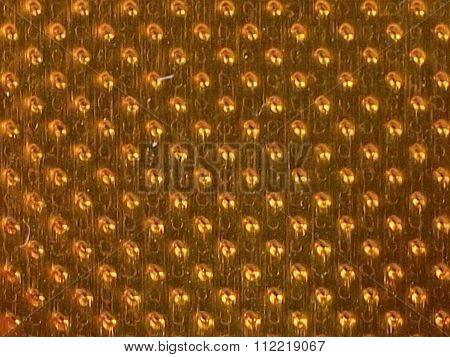 Knobbly Gold Plastic Texture