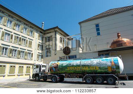 Appenzeller Beer Factory