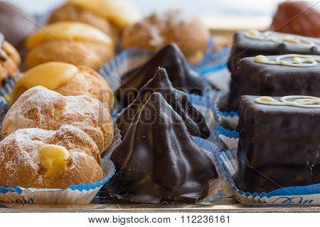 Italian Pastries Confectionery