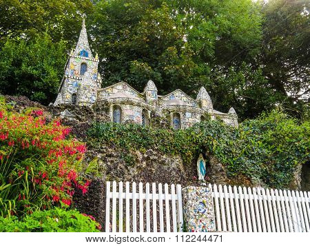 Little Chapel, Guernsey Island