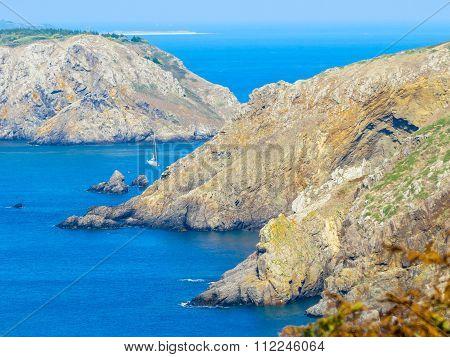 Sark Island's coast, Channel Islands