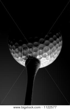 Teed Ball