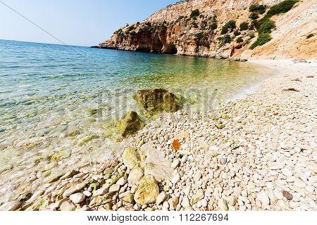 Asia In  Antalya Lycia Way  Sky Near  Nature
