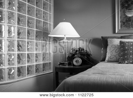 Retro Bedroom