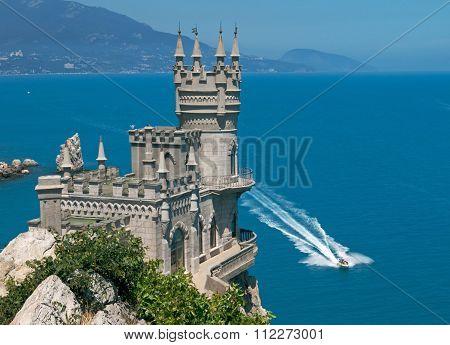 Castle And Sea
