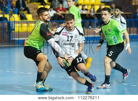 Greek Handball Championship Paok Vs Diomidis
