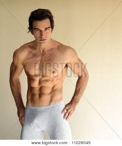 Homem sexy