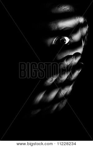 Woman, Witness Of Horror