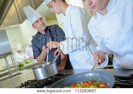 culinary school