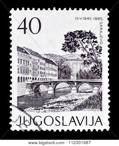 Yugoslavia 1965