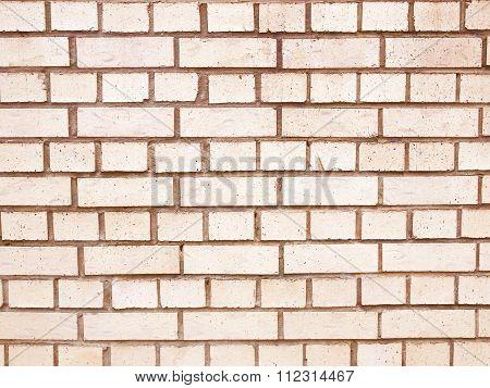 Retro Looking White Bricks