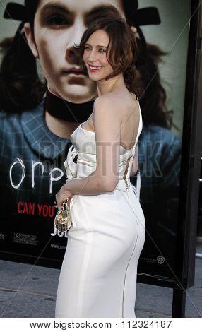 21/7/2009 - Westwood - Vera Farmiga at the Los Angeles Premiere of