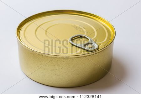 Tin Can With Preserves