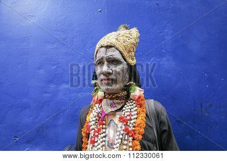 Sadhu of Pushkar