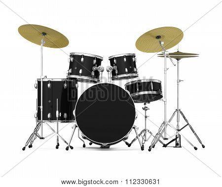 Drum Kit Isolated
