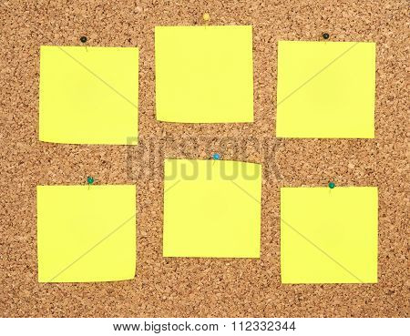 Yellow Sticker Notes