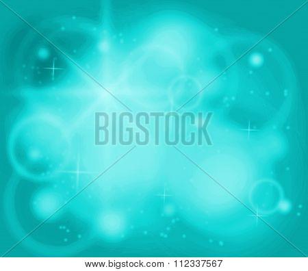 Chakra Blue Color