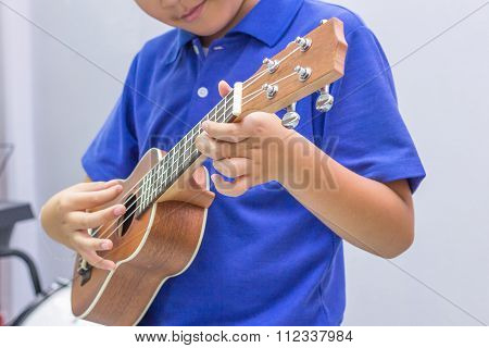 The Ukulele Boy