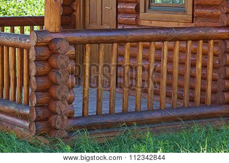 Wooden Porch