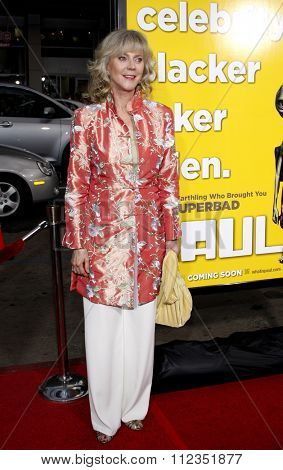 Blythe Danner at the Los Angeles Premiere of