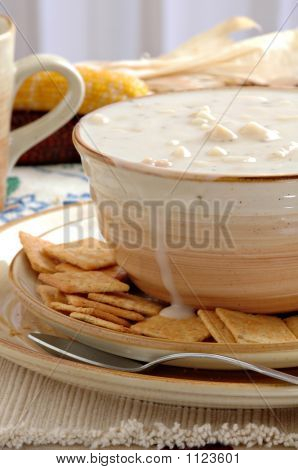 Clam Chowder