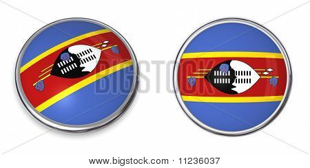 Banner Button Swaziland