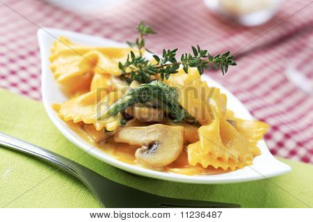 Pasta Appetizer