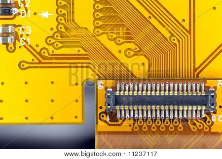 Printed Circuit Board Connector