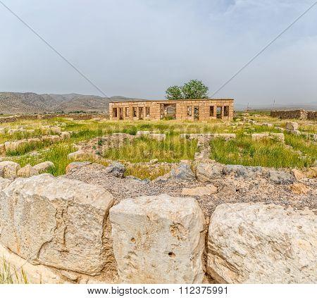 Pasargad Mozaffarid caravansarai
