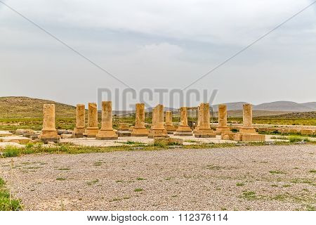 Pasargadae archaeological site