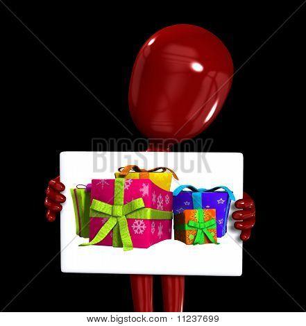 Quiero regalos