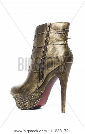 Fashionable Ankle Boots