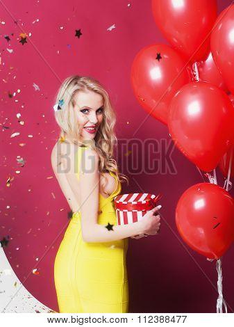 Happy Birthday Woman