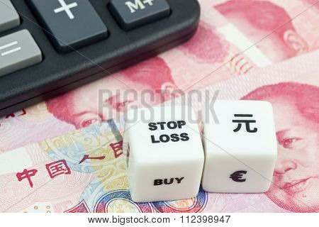 Stop Loss Chinese Yuan
