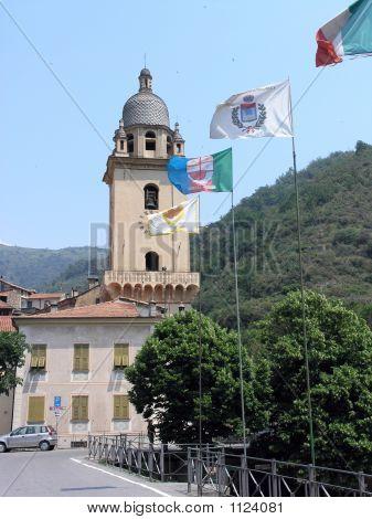 Dolceaqua, Italy.