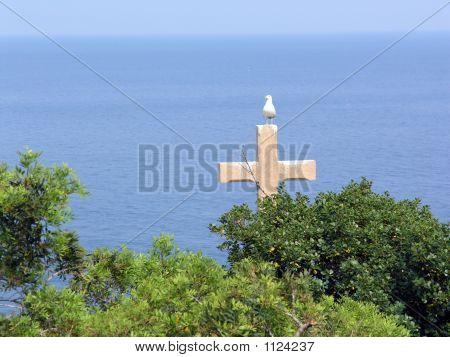 Mediterranian Memorial To Seaman.