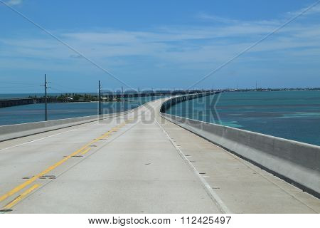 Highway Florida Keys