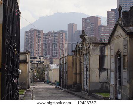 Bogota Cemetery