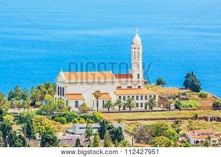 Church Of Sao Martinho, Funchal, Madeira