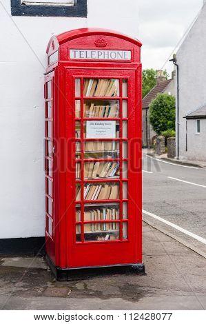 The Reading Room, Kinnesswood